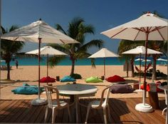 Jacala Restaurant on Anguilla - RIGHT DOWN THE BEACH from Carimar Beach Club