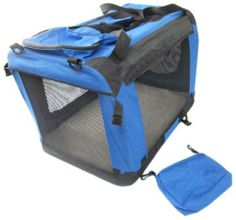 Easipet Fabric Pet Carrier, Medium, Blue by Easipet, http://www.amazon.co.uk/dp/B007KJV4UY/ref=cm_sw_r_pi_dp_yxW1sb1PKZA3V