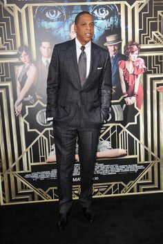 Jay Z attending 'The Great Gatsby' world premiere at Avery Fisher Hall at Lincoln Center for the Performing Arts in New York City - May 1, 2013 - Photo: Runway Manhattan