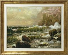 Paintings, Sea, Paint, Painting Art, Ocean, Painting, Painted Canvas, Portrait, Resim