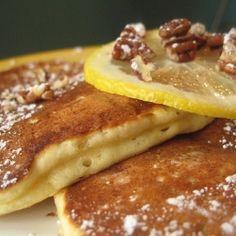 {lemon ricotta pancakes}