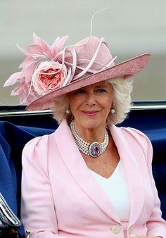 H.R.H. Duchess Camilla of Cornwall, née Shand