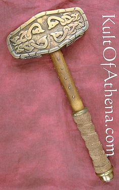 Emma's hammer. (She is just a bit strange...)