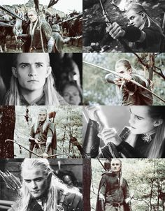 Absolutely LOVE Legolas! He is so noble, kind, loyal, humble, and selfless. Plus, he's soooo good-looking!!!!!<----You said it.