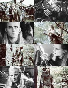 Absolutely LOVE Legolas
