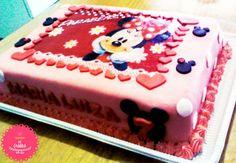 Bolo, Cake, Cheirinho de Comida, Aniversário, Infantil, Minnie  http://ateliecheirinhodecomida.blogspot.com/  Atendemos: Poá | Suzano | Itaquaquecetuba | Mogi das Cruzes | Ferraz de Vasconcelos | São Paulo