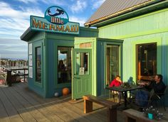 10 Restaurants In Alaska You Have To Visit Before You Die