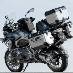 Dual Sport Motorcycle Luggage