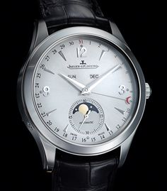 SIHH 2013: Jaeger-LeCoultre - Master Calendar | Time and Watches