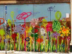 Jackson Square, San Francisco/street art.  Fandor is located in San Francisco, CA, near Jackson Square and the Financial District.