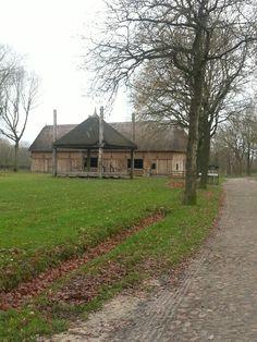 Orvelte,  a little place in Drenthe,  the Netherlands