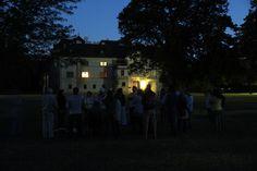 Vollmondführung im Schlosspark Laxenburg.  Fotocredit: Schoss Laxenburg Betriebsgesellschaft mbH