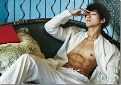 no min woo abs - Google Search