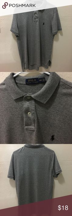 RALPH LAUREN CLASSIC POLO SHIRT 10/10 conditions | Fitted Polo by Ralph Lauren Shirts Polos