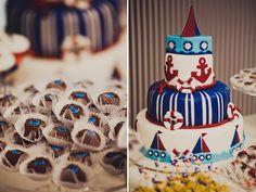 Aniversário: tema marinheiro