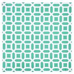 Style Tile 2.0, Peyton Fabric-Covered Tackboard