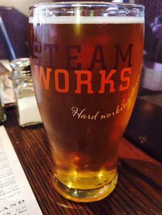 バンクーバー観光ブログ : ビールを飲みにBREWERYへ!