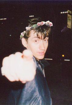 Alex: r u mine? Me: yes, yes, I am.