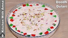 Doodh Dulari Recipe   2020 Eid Recipes   Kitchen With Amna