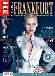 TOP Magazin Frankfurt Rhein-Main / Winter 2011/12