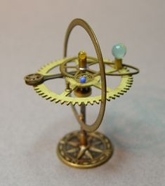 A few new telescopes and orreries available on my web page:  http://evminiatures.tripod.com/telescopes5.htm           Some interesting orre...