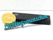 """3D Schriftzug """"Lieblingsmenschen"""""""