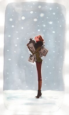Christmas shopping? Check.