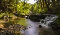 Cascades en France cascades Les Planches Nature