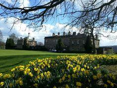Denton Hall, Denton, Ilkley, Yorkshire West  #spring #guidesforbrides #weddingvenues