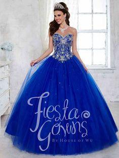 Tiffany Sweetheart Beaded Quinceanera Dress 56281
