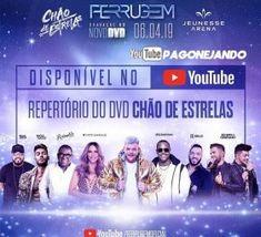 Ouvir CD Ferrugem - Ensaio DVD Chão de Estrelas (2019) Musica Latina, Canal No Youtube, Dvd, Download, Movie Posters, Movies, Led Panel, Best Albums, Youth