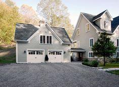 Garrison New York Renovation and Addition - traditional - garage ...