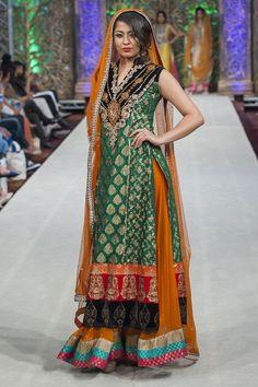Waseem Noor Formal Collection at PFWL 14