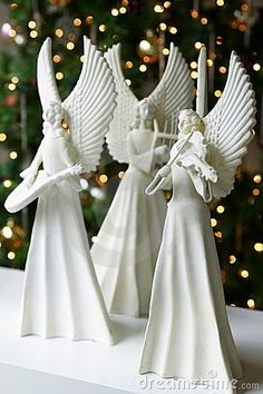 Christmas Angels by Mark Hryciw