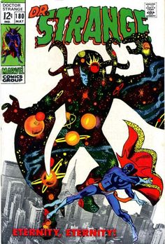 Diversions of the Groovy Kind: The Grooviest Covers of All Time: The Marvelous Gene Colan, Early Groovy Age Style
