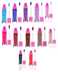 """Jeffree Star lipsticks"" by hailstone360 ❤ liked on Polyvore featuring beauty and Jeffree Star"