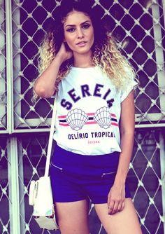 Camiseta Delírio Tropical