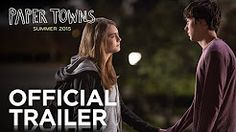 paper towns trailer - YouTube