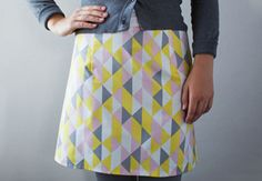 A-line skirt sewing class with Cal Patch, on creativebug