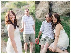 Lindsay + Adam {Montana Wedding Photographer} Kacie Q Photography