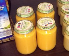 Rezept Pastinaken-Karotten-Brei von Tweet.ie - Rezept der Kategorie Baby-Beikost/Breie
