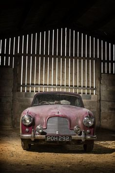 1954 Aston Martin DB2 Maintenance of old vehicles: the material for new cogs/casters/gears could… - https://www.luxury.guugles.com/1954-aston-martin-db2-maintenance-of-old-vehicles-the-material-for-new-cogscastersgears-could/