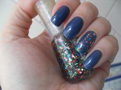 Curaçao Blue (Fina Flor) + anelar Dancing Days (TB)