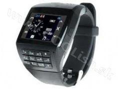 Black Friday Deal Dual Sim Card Dual Standby Watch Cell Phone Mobile Quad Band Touch Screen with Keypad from Flylinktech Cyber Monday Cool Technology, Wearable Technology, Technology Gadgets, Latest Technology, Watch Mobile Phone, Latest Mobile Phones, Wrist Watch Phone, Hand Watch, Spy Watch