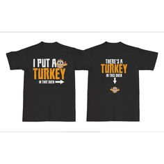 a8cbe928 Mommy Daddy Thanksgiving Shirt, Matching Tee, Pregnancy Announcement T-Shirts  Thanksgiving Gifts,