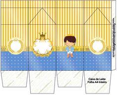 Caixa de Leite Príncipe Moreno