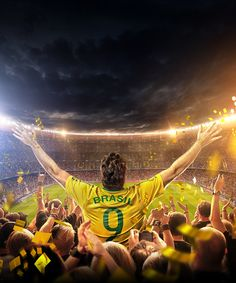Hyundai Middle East | FIFA 2014 Campaign by Icon Advertising & Design FZ LLC, via Behance