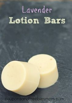 Lavender Lotion Bar Recipe: How to Make Lotion Bars