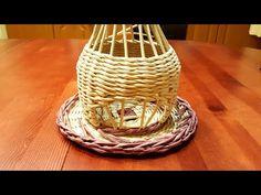 Плетение гномодомика из газетных трубочек!Прямая трансляция! 1 часть. 20.07
