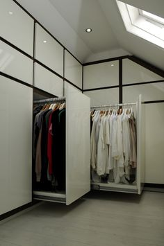 52 Popular Wardrobe Design Ideas In Your Bedroom. The most essential and important aspect of your bedroom includes your bed and bedroom wardrobe. Wardrobes give you extra storage capacity in your room. Wardrobe Design Bedroom, Wardrobe Cabinets, Bedroom Wardrobe, Wardrobe Closet, Modern Wardrobe, Master Closet, Walk In Closet Design, Closet Designs, Modular Wardrobes